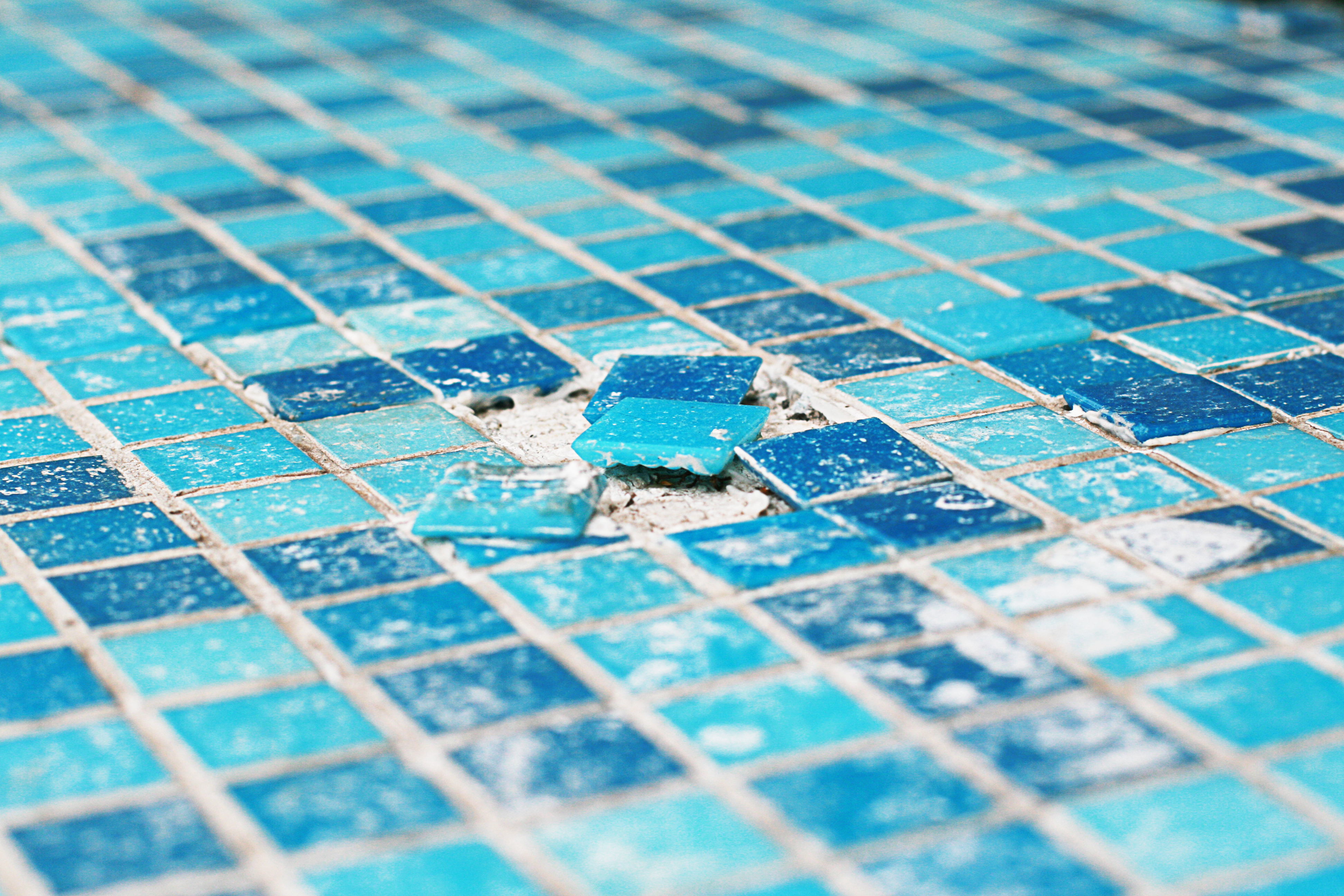 Repair Swimming Pools : Carolina grout works repair replace tile cleaning
