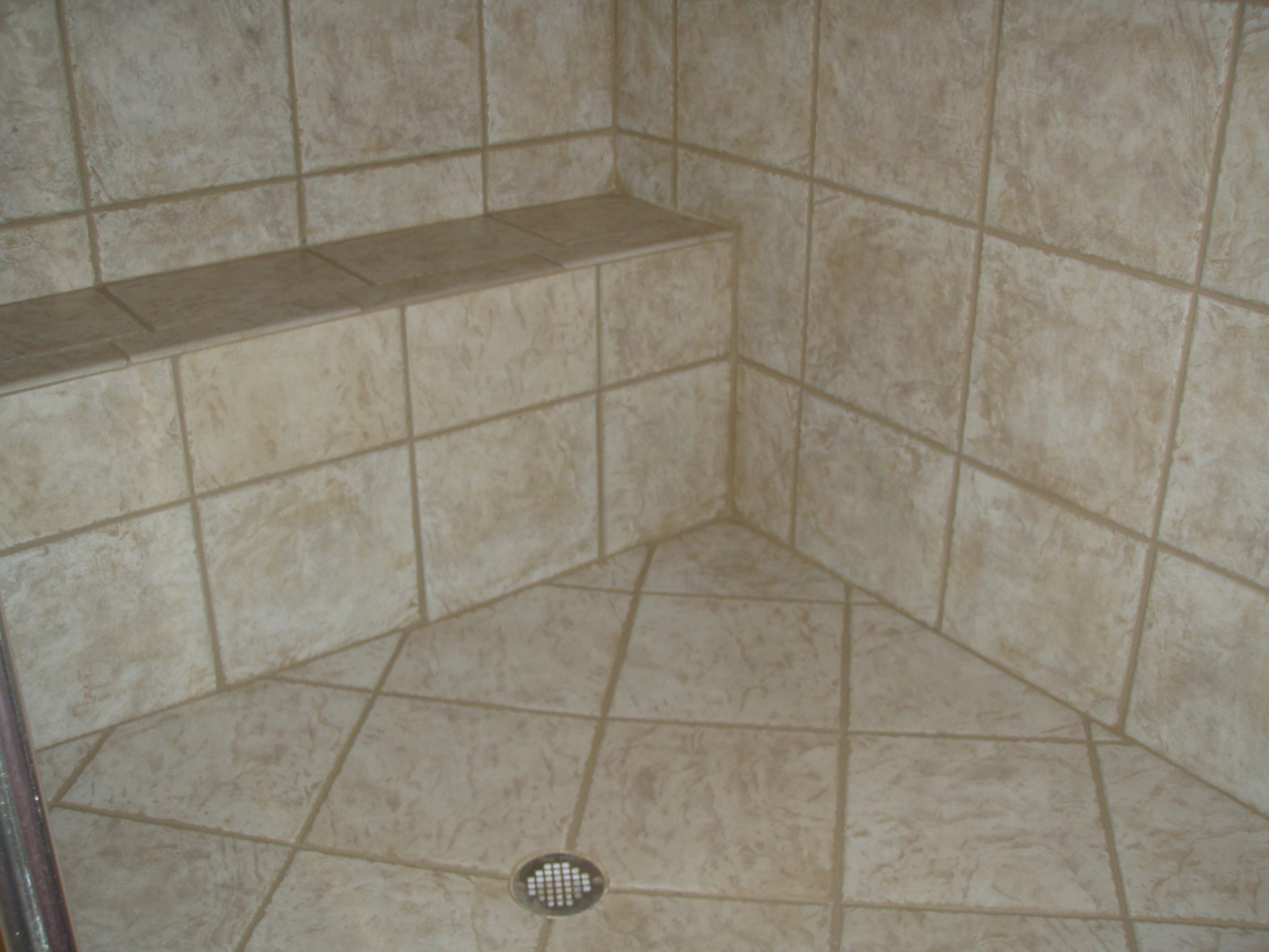 Carolina Grout Works Grout Clean Seal Charlotte Greensboro - Clean and reseal grout